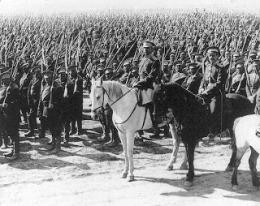 Tropas Rusas 1914