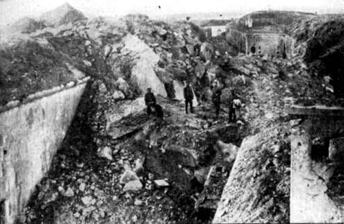 Los Belgas Resisten. La Batalla de Lieja.
