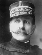 General Auguste Dubail.