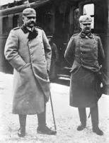 Hindenburg y Ludendorff.