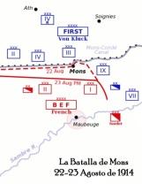 La Batalla de Mons