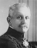General del Sexto Ejército Michel-Joseph Maunoury.