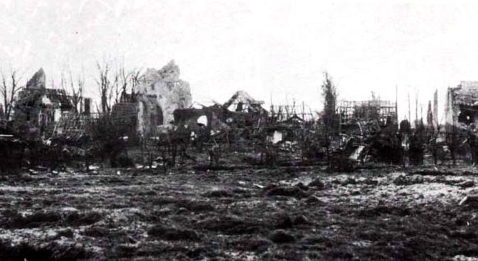 La Primera Batalla de Ypres (II).