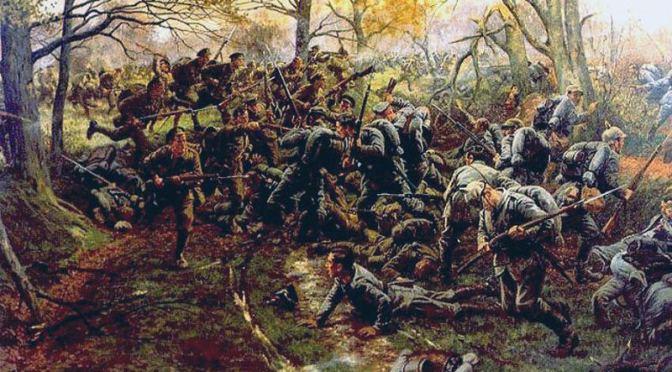La Primera Batalla de Ypres (III).