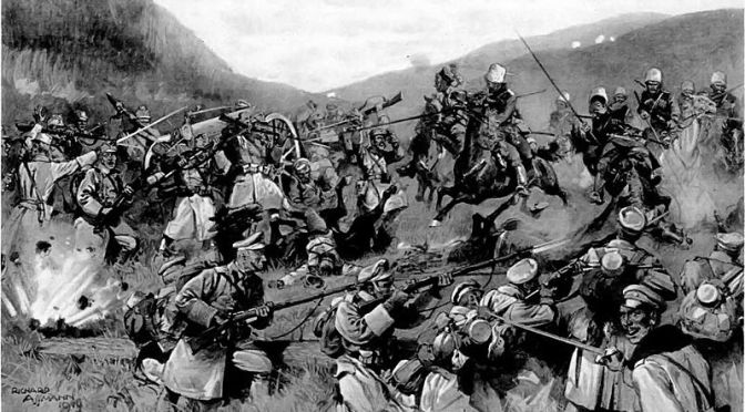 Nuevo Avance en el Este: La Batalla de Lódz.