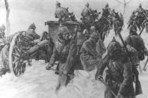 The Battle of Limanowa took place from 1 December to 13 December 1914, between the Austro-Hungarian Army and the Russian Army near the town of Limanowa