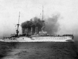 SMS_Scharnhorst_by_Arthur_Renard