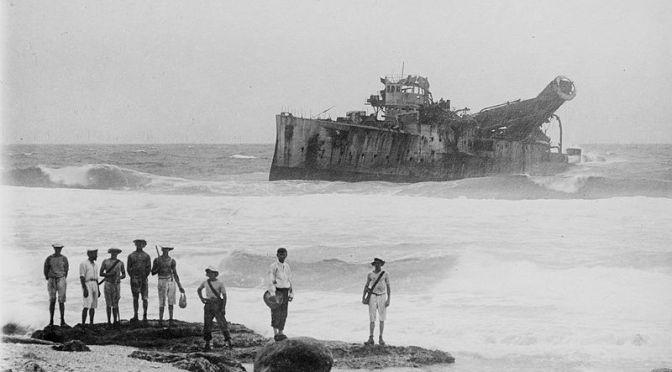 SMS Emden: Un Corsario en la Primera Guerra Mundial