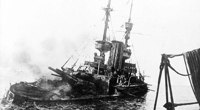 Galípoli I: Las Operaciones Navales