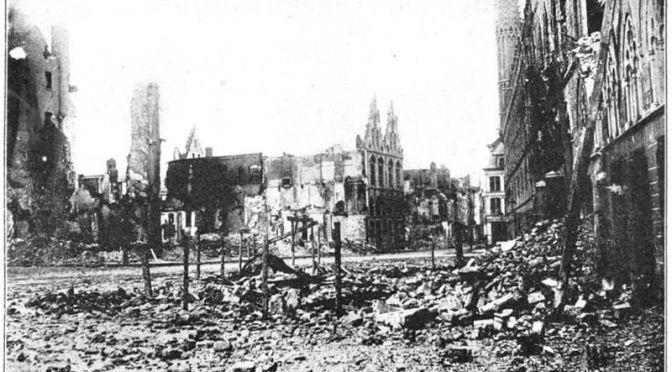 La Segunda Batalla de Ypres(II): Campos de Flandes.