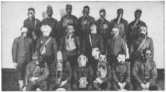 800px-Various_gas_masks_WWI
