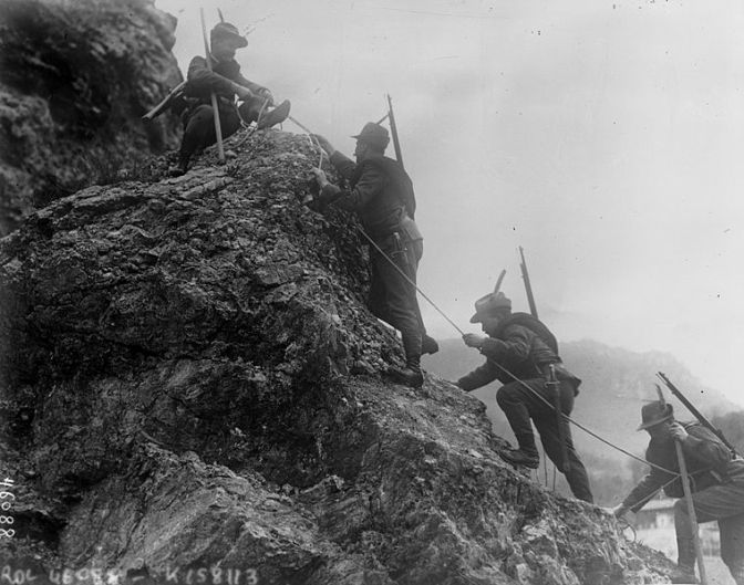 Resultado de imagen de batallas del isonzo