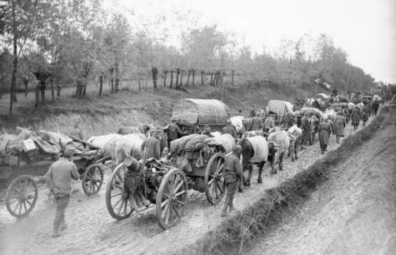 La Venganza Cumplida: La Campaña de Serbia de 1915