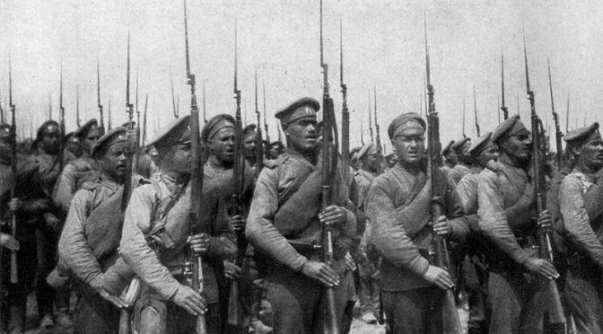 La Ofensiva de Brusilov