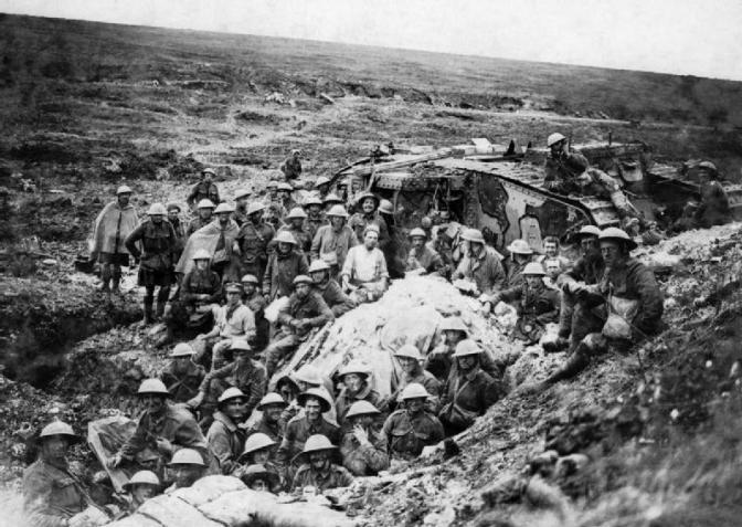 El Somme IV: del estancamiento a un nuevo monstruo.