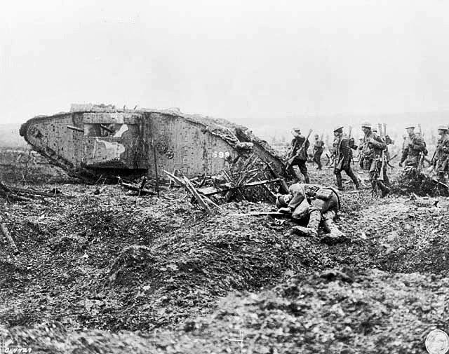 La Ofensiva de Nivelle I. La Batalla de Arras