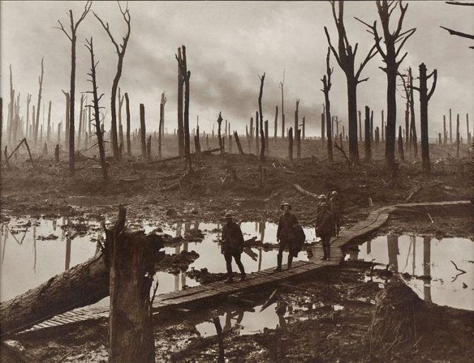 Passchendaele III. El Fin de la Tormenta.