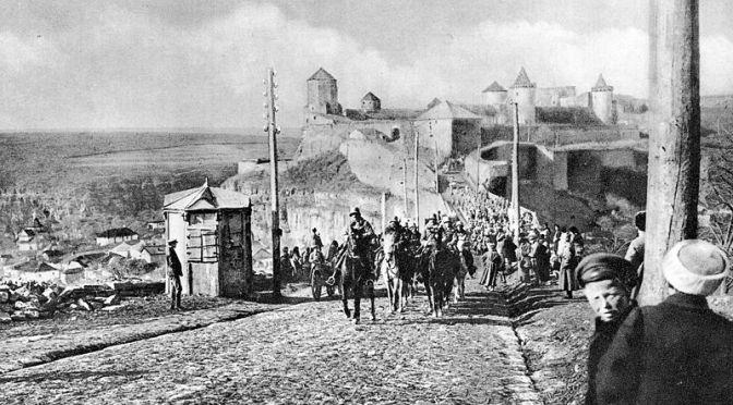 Operación Faustschlag: La Guerra de los Once Días