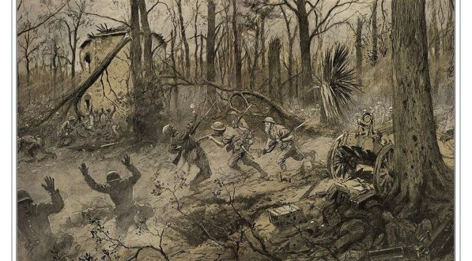 Ofensiva de Primavera III: Belleau Wood y Gneisenau