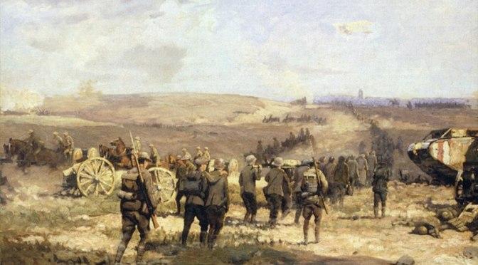 Ofensiva de los 100 Días I: La Batalla de Amiens